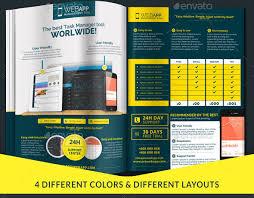 17 cool indesign templates for tech magazine u2013 design freebies