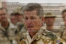tim collins rousing eve of battle speech by lt col tim collins to troops of