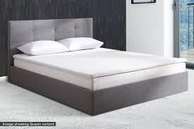 memory foam massage table topper ovela ultra comfort memory foam mattress topper double kogan com