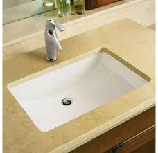 kohler memoirs undermount sink 235 31 kohler k 2214 0 white ladena 18 3 8 undermount bathroom
