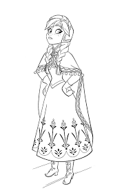 30 anna coloring pages coloringstar