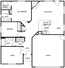 california new home builders plan 2 1256 sqft affordable 55