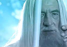 light of the istari that is what they used to call me gandalf