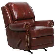 Reclining Lounge Chair Barcalounger Regency Ii Leather Recliner Chair Leather Recliner