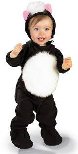 Infant Skunk Halloween Costume Skunk Costumes Costumes Fc