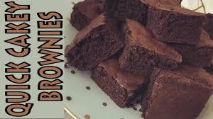 cakey brownies quick u0026 easy recipe in urdu hindi english