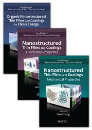 Coatings And Coatings by Handbook Of Nanostructured Thin Films And Coatings Three Volume