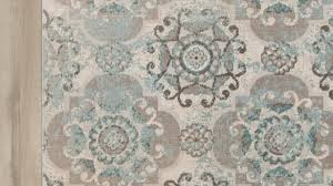 Modern Gray Rug Teal And Grey Area Rug Attractive 5 X 7 6 Free Shipping Today