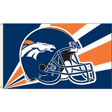 Flag Of Denver Annin Flagmakers 3 Ft X 5 Ft Polyester Denver Broncos Flag 1372