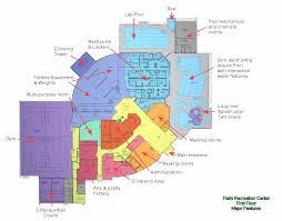 Creative Floor Plans by Floor Plans For Recreation Center Amazing Home Design Top To Floor