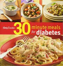 betty crocker 30 minute meals for diabetes betty crocker cooking