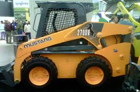 mustang bobcat mustang 2700v tractor construction plant wiki fandom powered