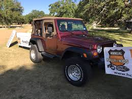 jeep amc first look at the 2017 jeep hill country rally for the kids