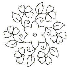 rangoli patterns using mathematical shapes symmetric rangoli designs images rangoli designs images