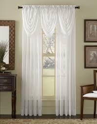 bedroom yellow valance elegant kitchen curtains valances lined