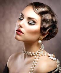 great gatsby hair long unique great gatsby ladies hairstyles great gatsby hairstyles for
