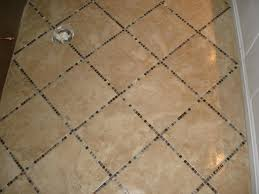 porcelain tile floor with glass inlay kitchen reno pinterest