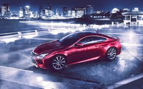 wallpaper of lexus lexus rc coupe 3 wide car hd wallpapers 4k backgrounds pictures