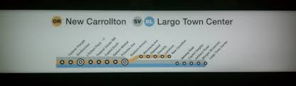 Dc Metro Map Silver Line by Signs That The Silver Line Is Coming U2026 City Block