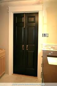 Vinyl Closet Doors Accordian Door Accordion Closet Doors Menards This Is Ideas Plus