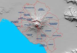 Napoli Map by Emergency Plans In Detail Civil Protection Department