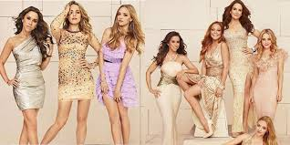 the mean girls cast reunited for a 10th anniversary photoshoot and