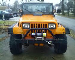 jeep wrangler 2 door modified muddyj 1993 jeep wranglersahara sport utility 2d specs photos