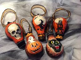 halloween light bulb vintage halloween hand painted ornaments album on imgur