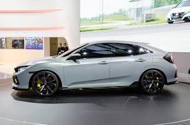Honda Civic India Interior Honda Civic Hatchback Prototype Shows Promise In Geneva Motor Trend