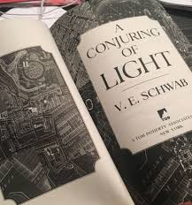 a conjuring of light audiobook free victoria v e schwab you can t get a cup of tea big enough or a
