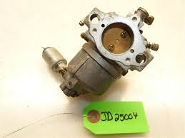 john deere lx172 mower kawasaki fc420v 14hp engine carburetor