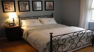 grey blue bedroom paint colors