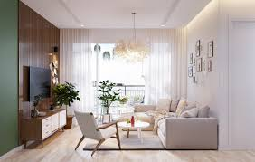 modern scandinavian home concept design suitable for young family