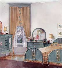 1920 Bedroom Furniture Styles 1920s Furniture Styles And Decor August 2013 From The Bygone