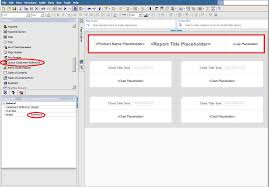 cognos report design document template ibm business analytics proven practices how to implement a