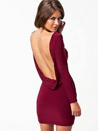 backless dress teki 25 den fazla en iyi backless dress fikri