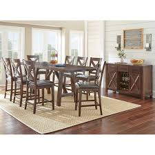 aspen court 10 piece counter height dining set