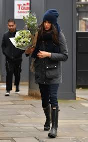 Meghan Markle Blog by Meghan Markle Goes Monochrome At Her First Official Public