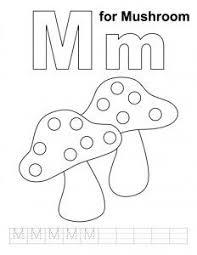 14 best letter m coloring pages images on pinterest kindergarten