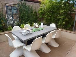 dining room modern outdoor dining table inspiration dining room
