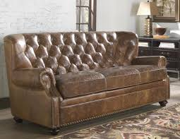 Brompton Leather Sofa Louis 1435 Leather Sofa In Cocoa Brompton In Sofas And Sectionals