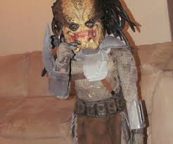 kids predator costume 6 steps with pictures
