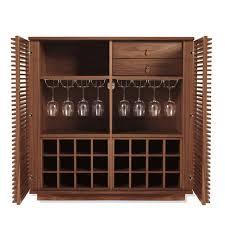 Glass Bar Cabinet Cabinet Awesome Wine Bar Cabinet Design Pier One Wine Racks Wine