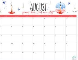 printable calendar 2018 august 2018 printable calendar for moms imom