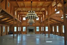 deer lake dining hall looks like timber frame but house plans