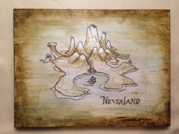 Neverland Map Sour Punch Peter Pan