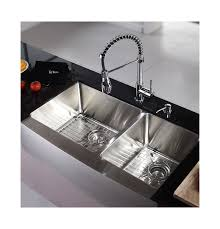 Kraus Kitchen Faucets Inspirations And German Faucet Brands Images Faucet Com Kpf 1612 Ksd 30ch In Chrome By Kraus