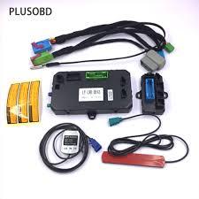 mercedes alarm system plusobd auto alarm system gps for mercedes c class w204 gsm