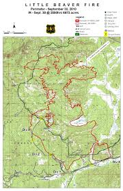 Wildfire Areas by Boise2520national2520forest 2520home