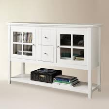 Under Kitchen Cabinet Cd Player Tv Stands Media Console U0026 Cabinets World Market
